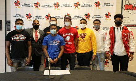 12 Irving ISD Scholar-Athletes Ink Letters on National Signing Day