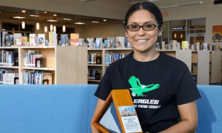 Honrando a una veterana y una aprendiz de por vida