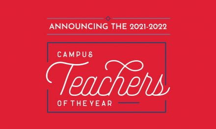 Introducing our 2021 Teachers of the Year