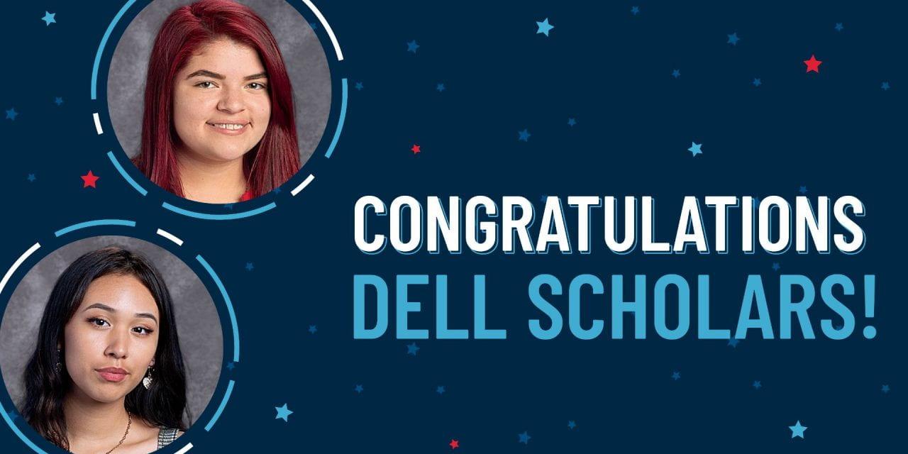 2 Irving Seniors Named Dell Scholars