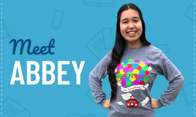 Meet Abbey