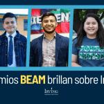 Los  Premios BEAM brillan sobre Irving ISD