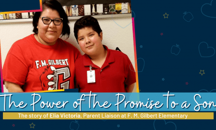 The Power of a Promise To A Son