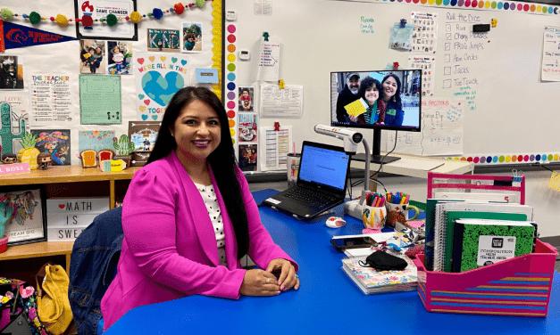 Maestra de Irving ISD encabeza campaña comunitaria para alimentar a estudiantes