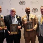 Rambler: Irving ISD Inducts New Members into Athletic Hall of Fame