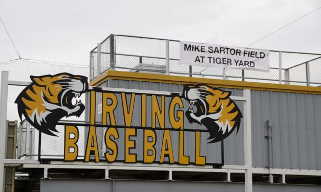 Rambler: Irving HS Field Renamed to Honor Coach