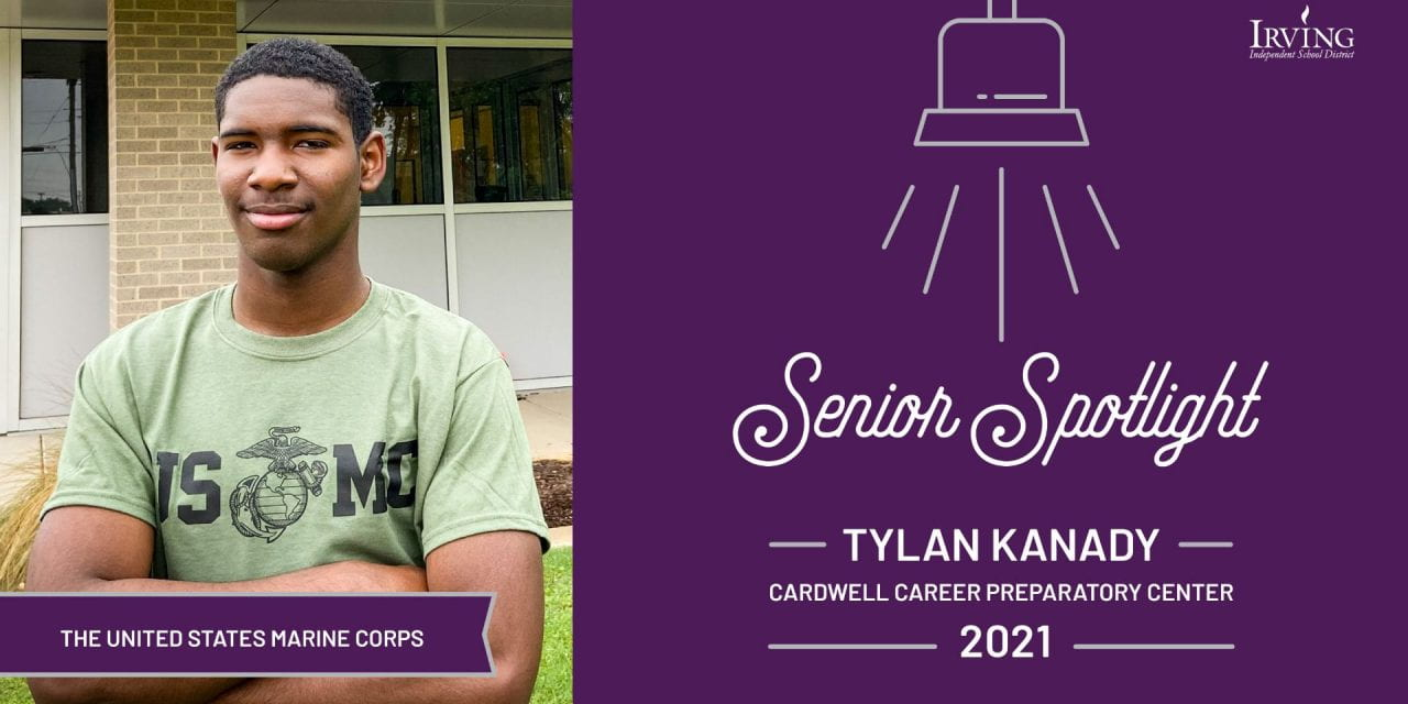 Senior Spotlight: Tylan Kanady, Cardwell Career Prep