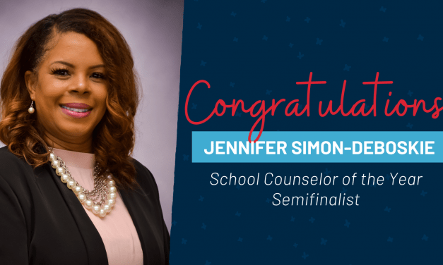 MacArthur Counselor Named Semifinalist for Lone Star School Counselor of the Year Award