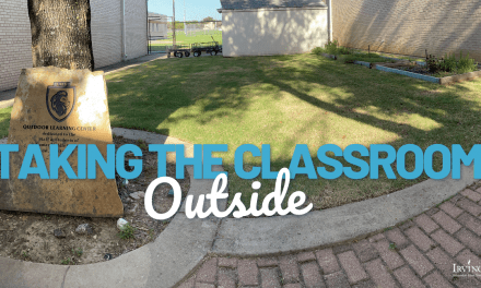 Taking the Classroom Outside