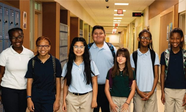 Irving ISD Partners with The Holdsworth Center