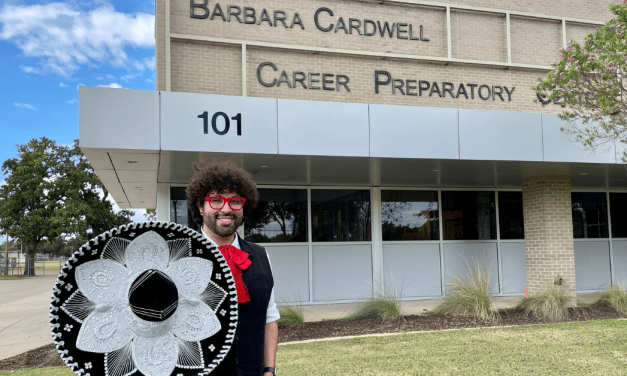 Cardwell Spanish Teacher Celebrates National Hispanic Heritage Month