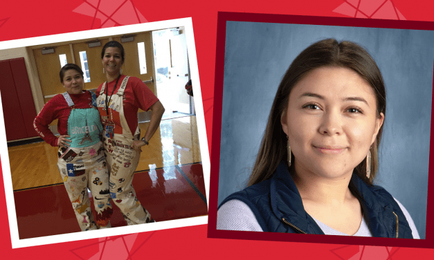 Ex-alumna de MacArthur regresa para retribuir a la próxima generación de estudiantes del programa de lenguaje dual