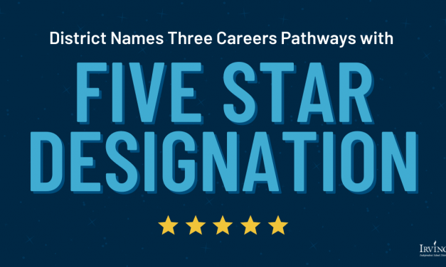 District Names Three Careers Pathways with Five Star Designation