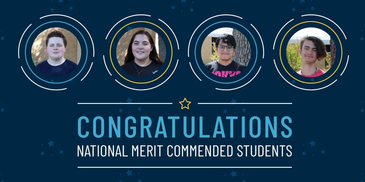 Irving ISD Honors National Merit Commended Students
