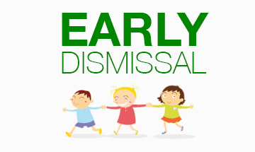 11/01/17 Early Dismissal