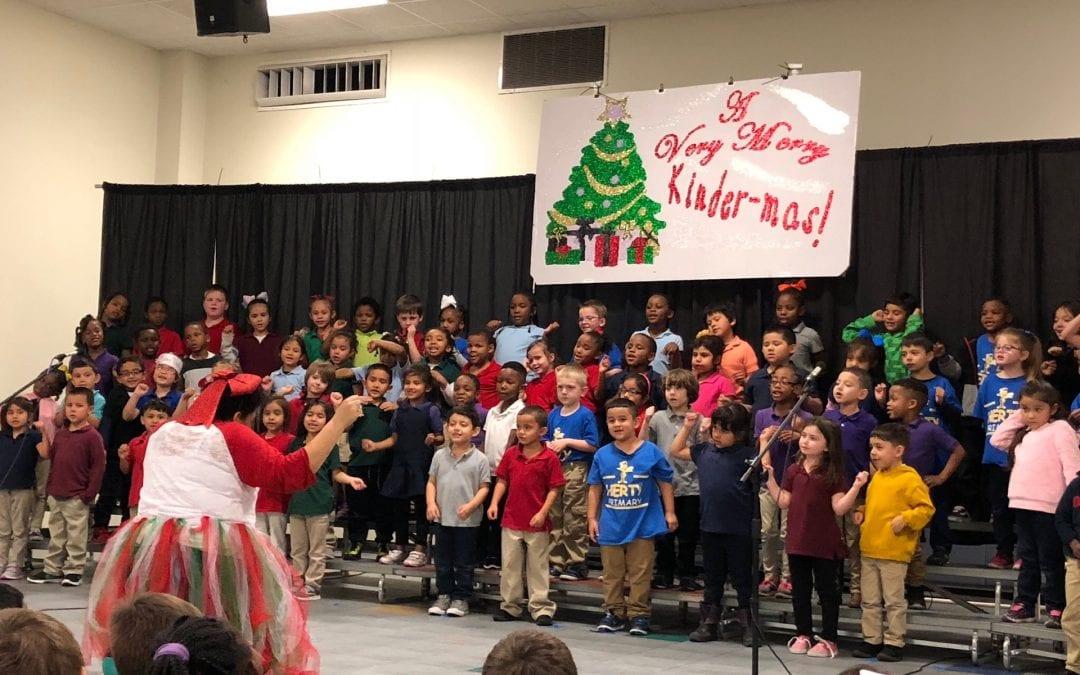 Merry Kinder-mas Program