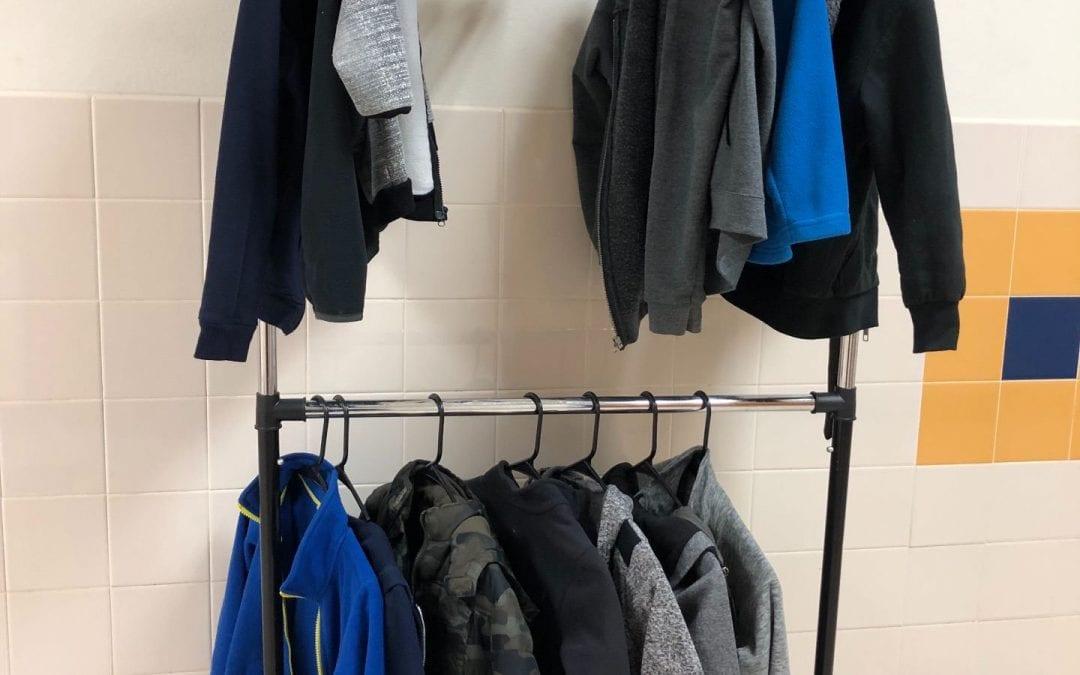 Missing a Coat or Jacket?