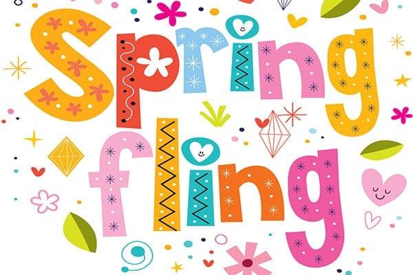 Spring Fling, March 28th