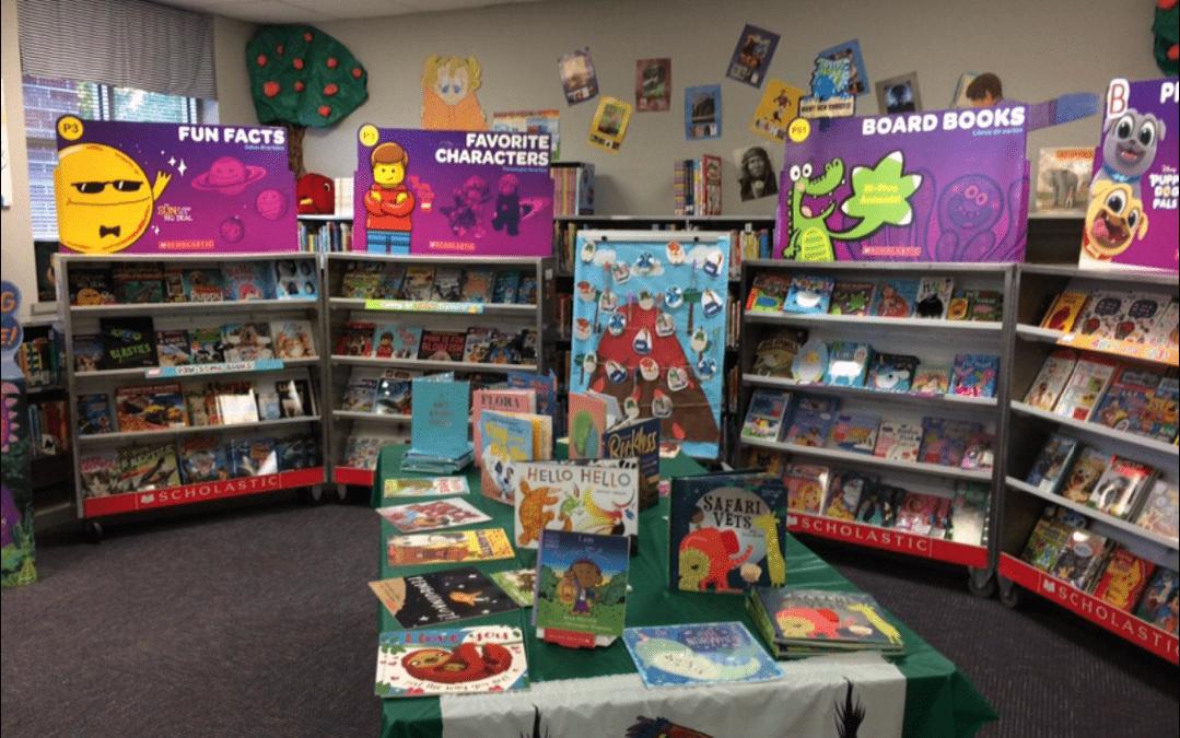 Book Fair, 04/29 – 05/03