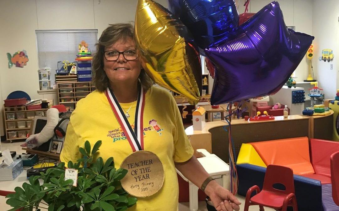 Teacher of the Year – Kim Hamilton