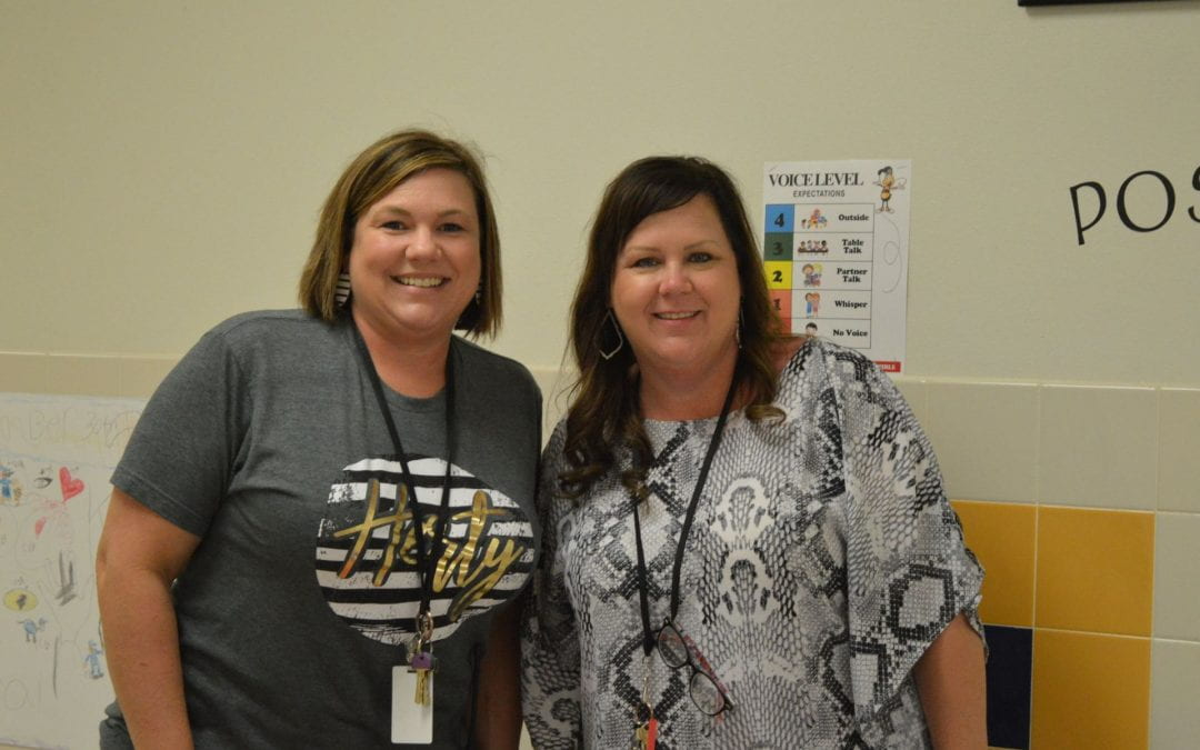 Happy Boss's Day to Mrs. Riggs and Mrs. Turnage