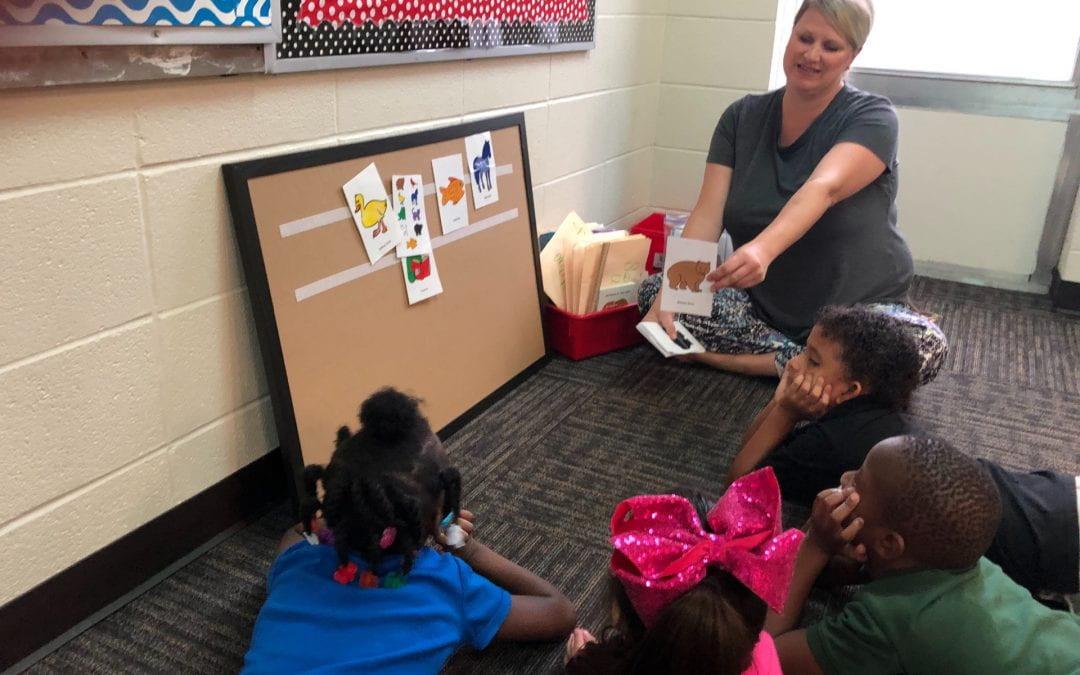 Mrs. Jamie Makes Learning Fun!
