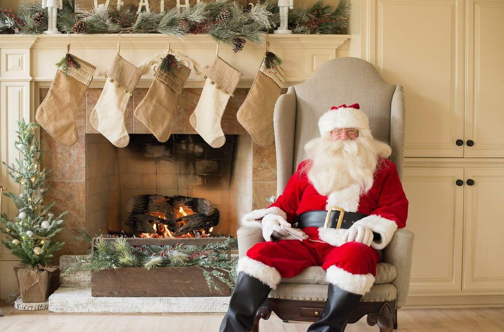 Santa Pictures – December 9th