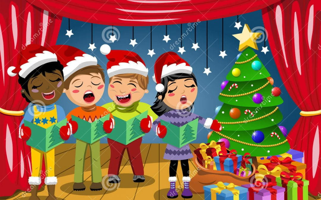 Kindergarten Christmas Program – December 17th