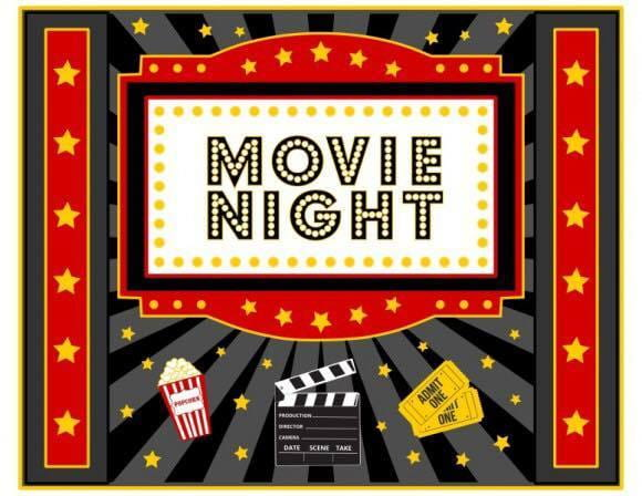 Movie Night – January 24th, 5:30-7:30 PM