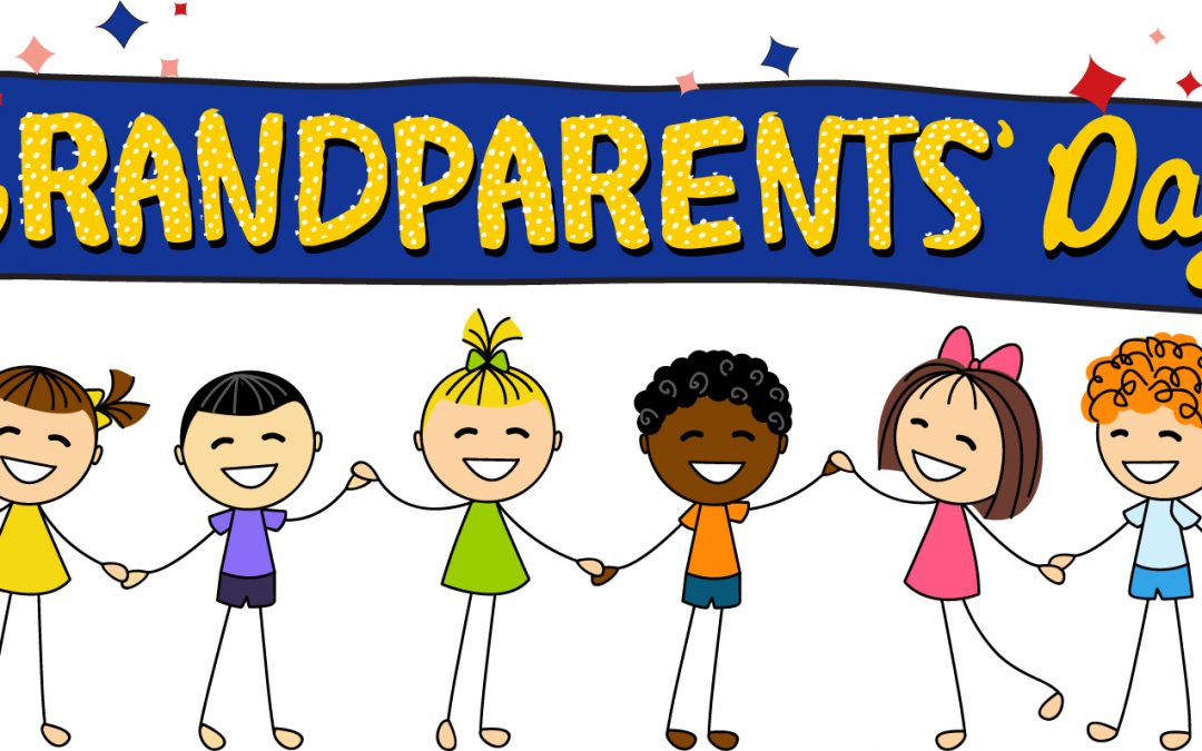Join Trout Primary to celebrate Grandparents' Day!