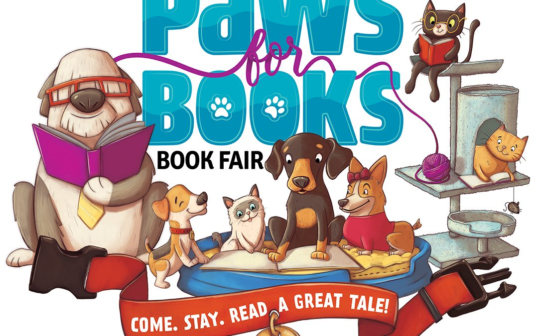 Pick out some PAWsome books!