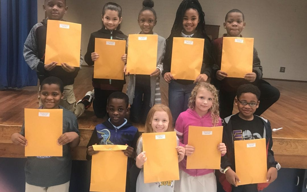 MLK Poster Contest Winners
