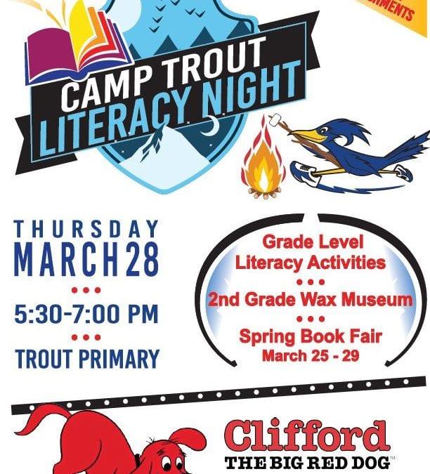 Literacy Night!