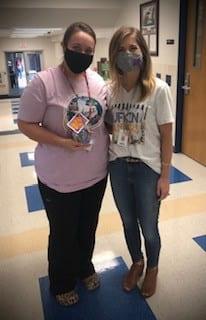 Amazing Nurse Fuller!