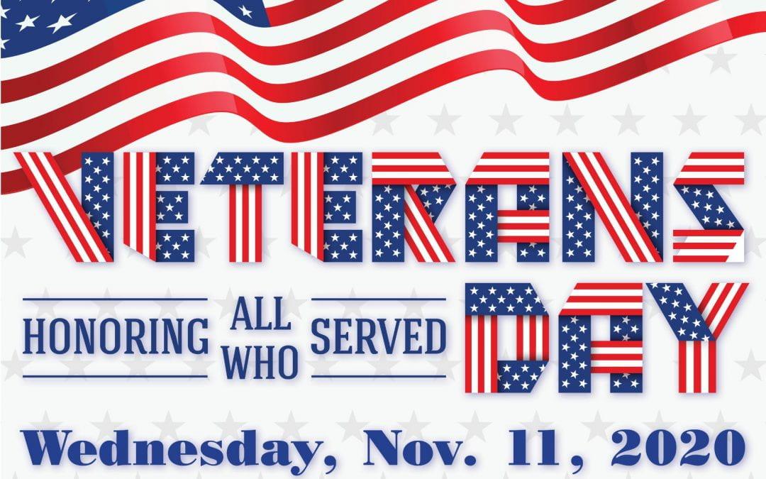 Veterans Day Virtual Program