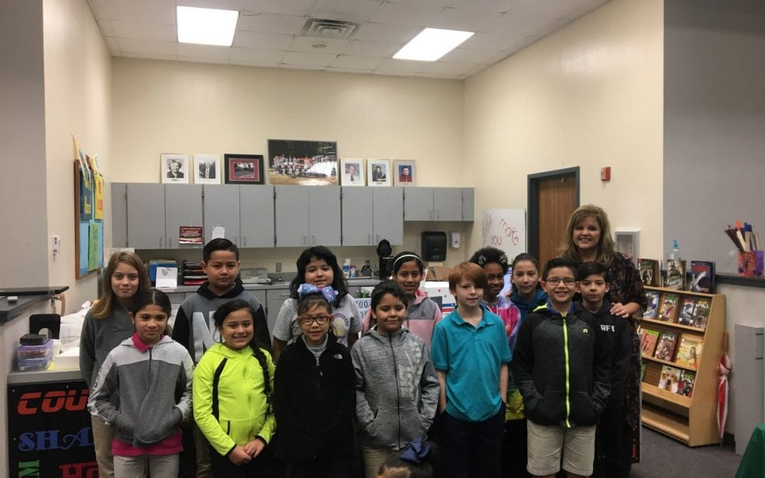 Coston's honor roll students ROCK! (photos in post)