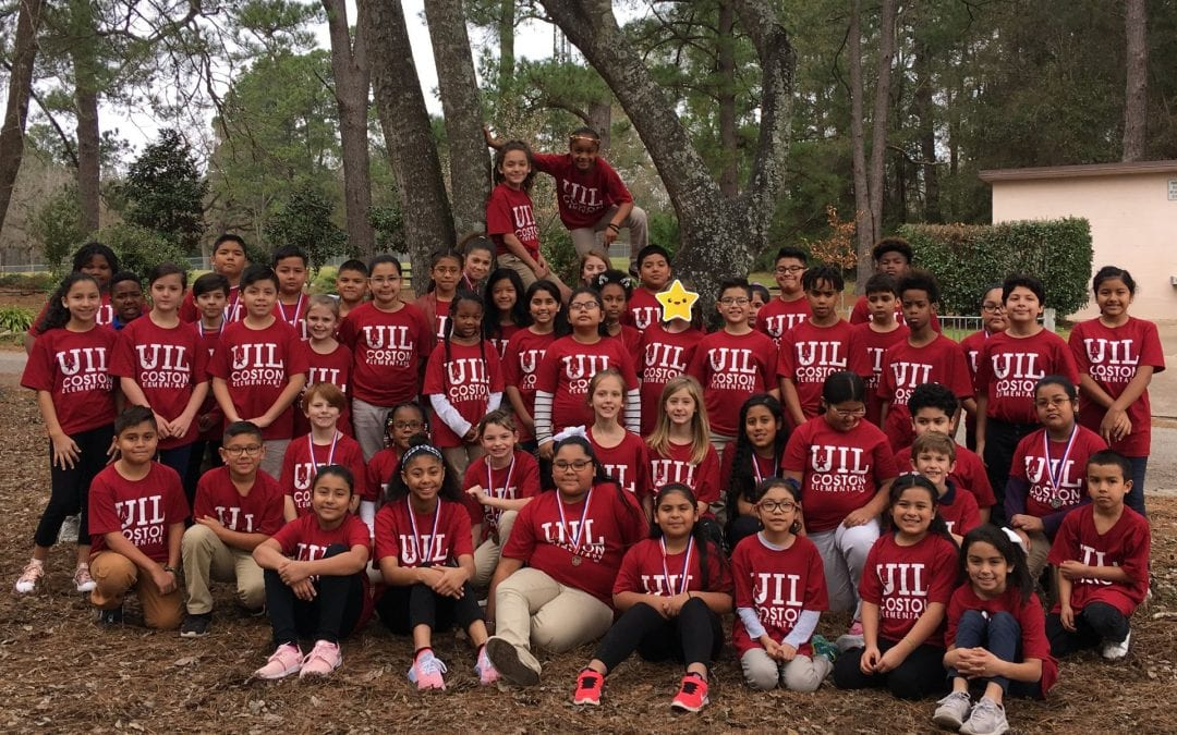 Cougars win UIL awards!