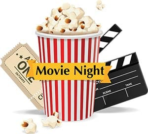 Communities in Schools family movie night- March 26th