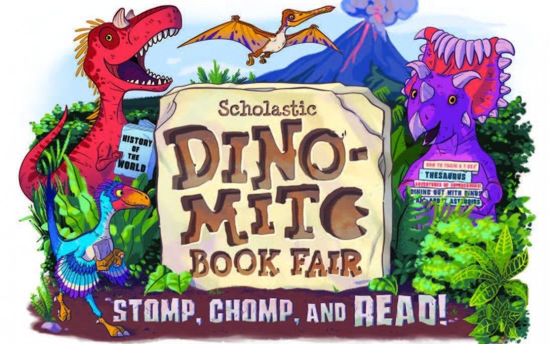 Book fair- April 22-26