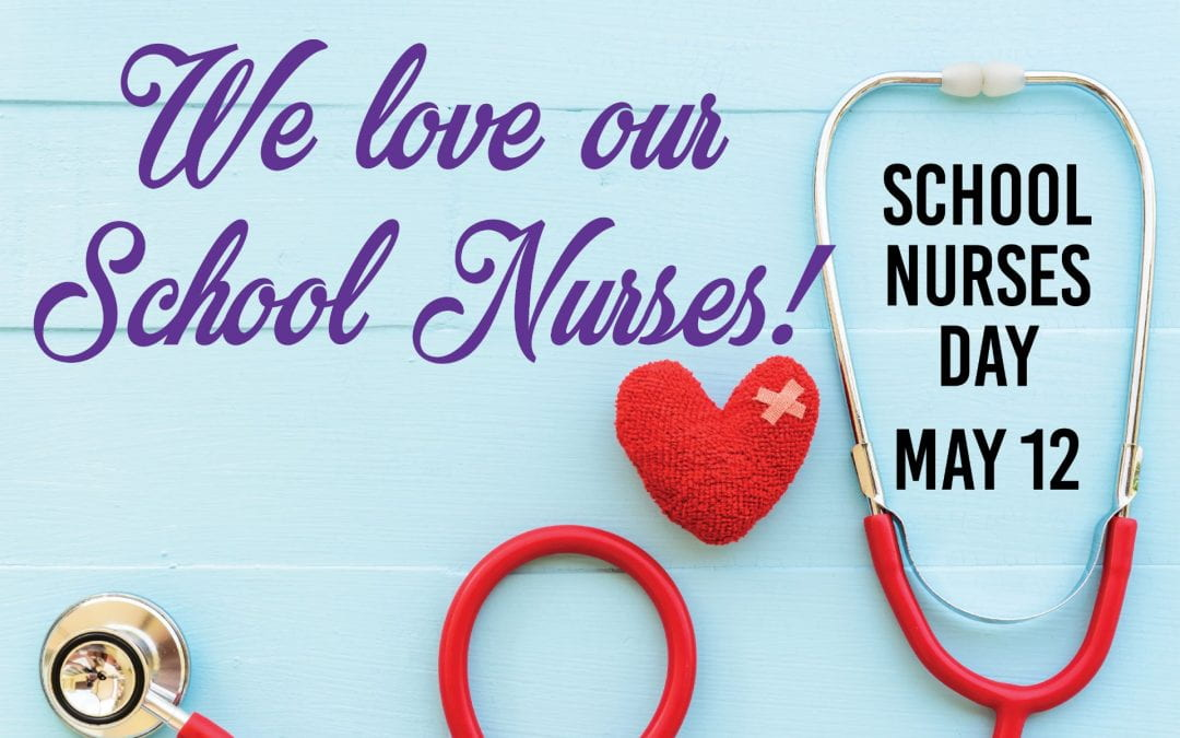 Thank you, Nurse Maddux!
