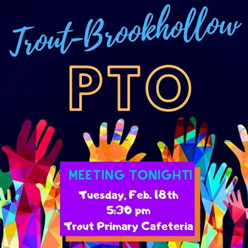 JOIN TROUT-BROOKHOLLOW PTO