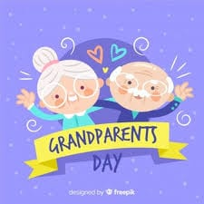 Grandparent's Day will be observed during lunch