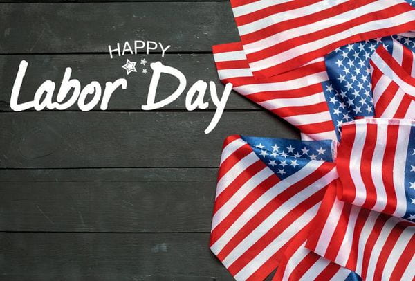 Student and Staff Holiday- Labor Day -Monday, September 2, 2019