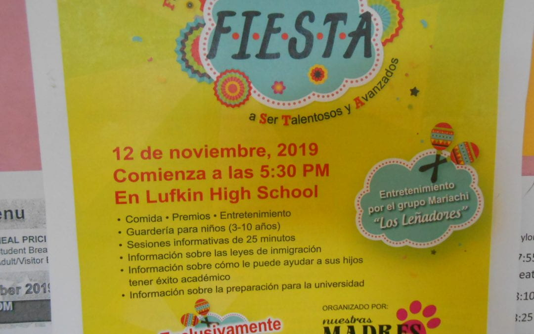 Invento en Espanol- Come out for a night of family fun!