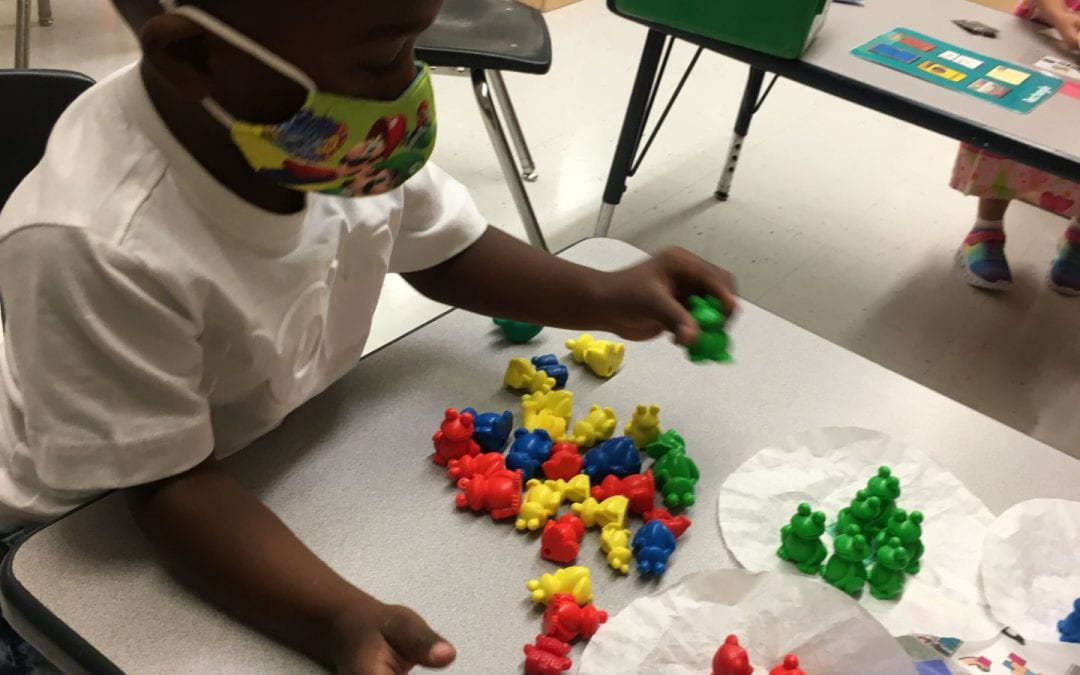 Our lifelong learners are continuously growing and learning!