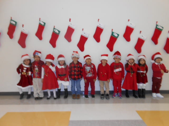 Happy Holidays from Hackney Primary!