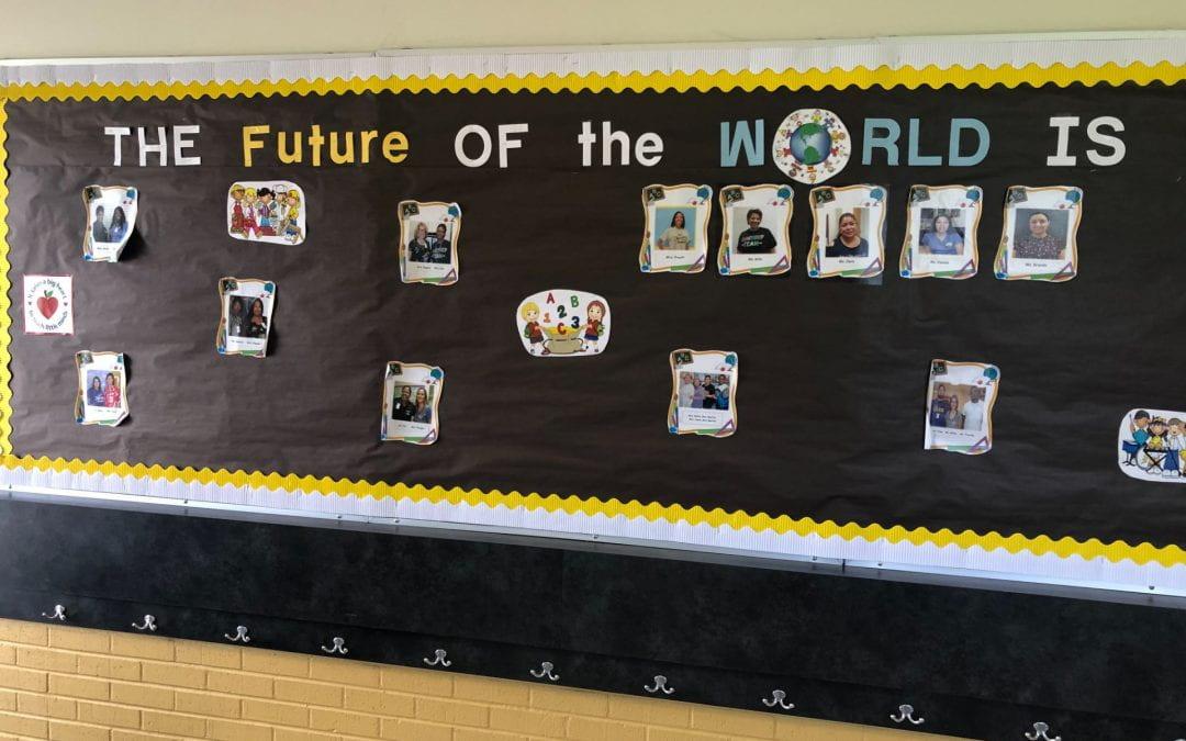 Celebrate a teacher! Teacher Appreciation Week- May 3-7, 2021