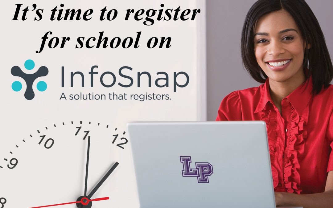 Make sure you've registered for the new school year