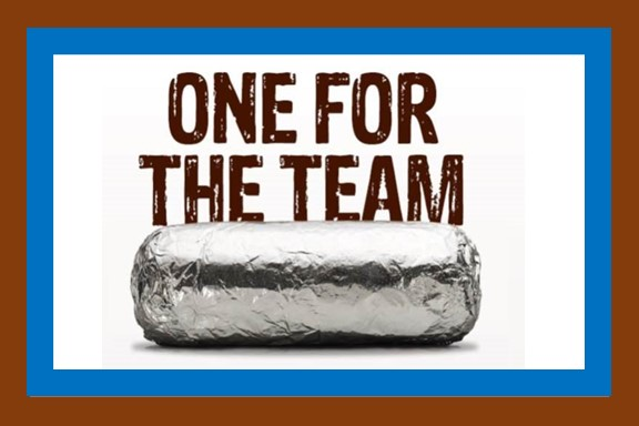 Chipotle Fundraiser October 19th for 5th Grade Academic