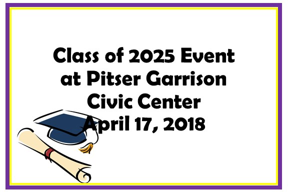 Class of 2025 District Event
